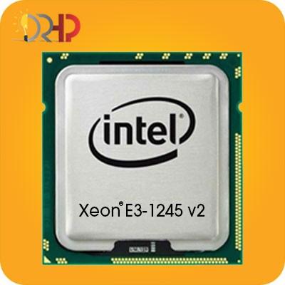 Intel Xeon Processor E3-1245 v2