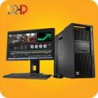 ایستگاه کاری (کیس رندرینگ) HP Workstation Z840