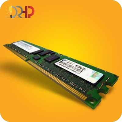 HP 2GB Single Rank x8 PC3-12800E (DDR3-1600)