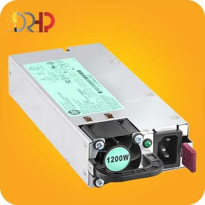 منبع تغذیه سرور HP 1200W Hot Plug Power Supply