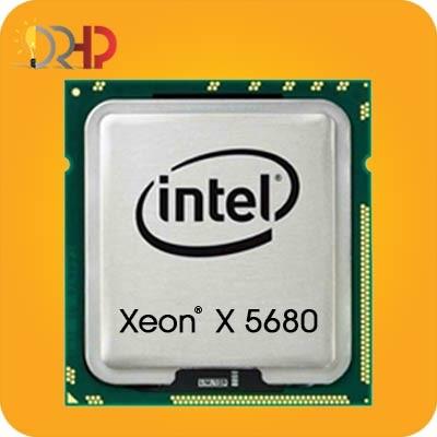 سی پی یو Intel Xeon Processor X5680