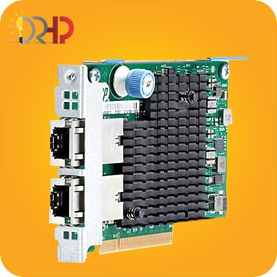 HP Ethernet 10Gb 2-port 561FLR-T FIO Adapter