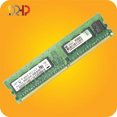 HP 8GB (1x8GB) Single Rank x4 PC3-12800R (DDR3-1600) Registered CAS-11 Memory Kit