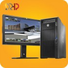 ایستگاه کاری (کیس رندرینگ) HP Workstation Z820