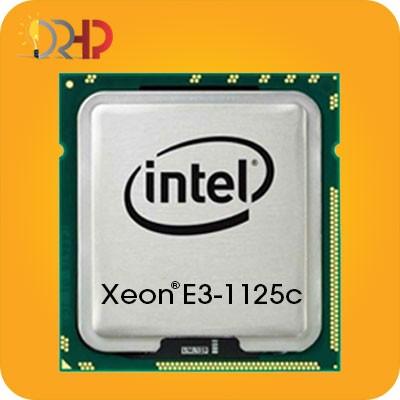 Intel Xeon Processor E3-1125C