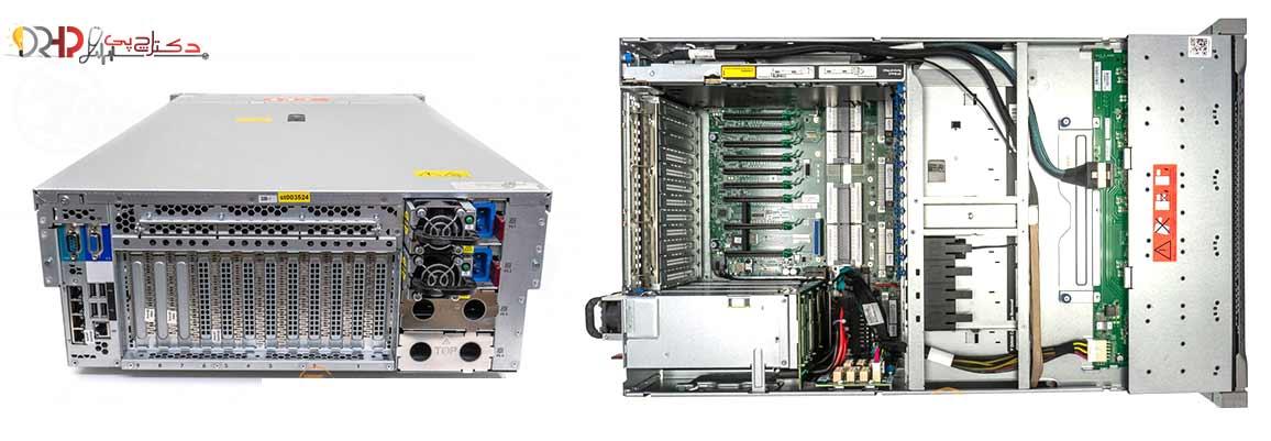 نقد و بررسی سرور HP DL580 G8 10sff